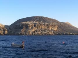 epv 0023.jpg San Benedicto et son nouveau volcan