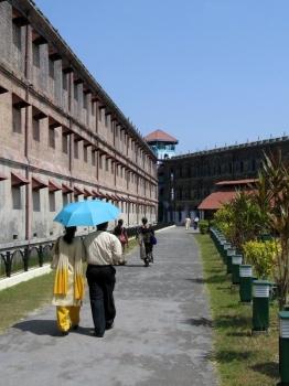 img 3319.jpg The cellular jail à Port Blair, déclaré monument national indien en 1979