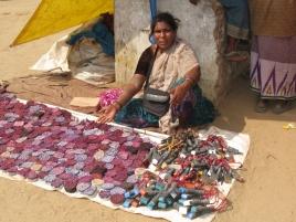 img 3431.jpg Mahabalipuram, marché près du Shore temple