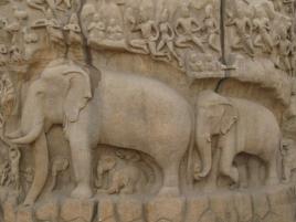 img 3444.jpg Mahabalipuram, la descente du Gange ou la pénitence d'Arjuna