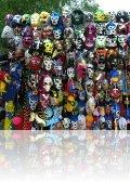 epv 0132.jpg Marchands ambulants dans les allées de Chapultepec à Mexico