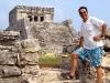 epv 0976.jpg Les ruines mayas deTulum (Séjour plongée à Cozumel avec Blue Note)